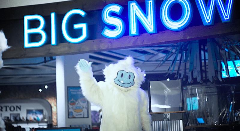 big snow american dream