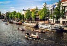 amsterdam tourist city