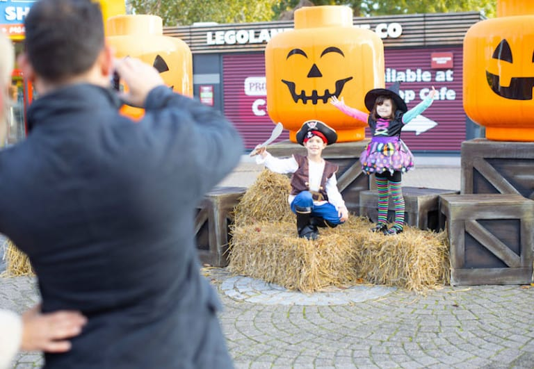 brick or treat legoland windsor halloween
