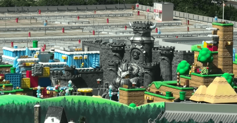 Super Nintendo World construction nears completion at USJ | blooloop