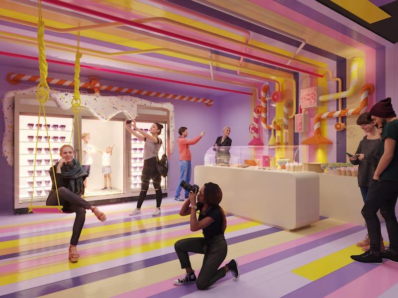 sweet space museum