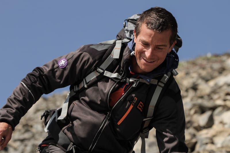 bear grylls explorers camp