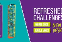 Clip n Climb refreshed challenges