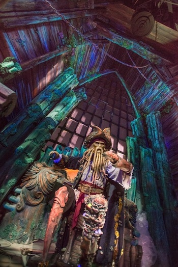 Disney Shanghai PIrates