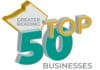 Gateway greater reading top 50 businesses