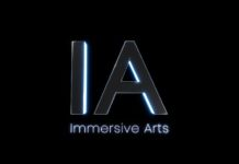 Immersive Arts Logo