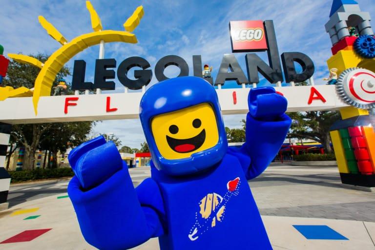 Legoland Florida Merlin