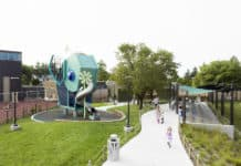 Roto celebrates successful projects at Lincoln Children's Zoo