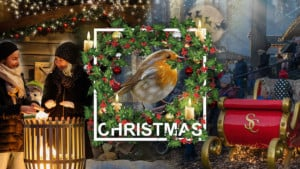 MK Themed Attractions Christmas