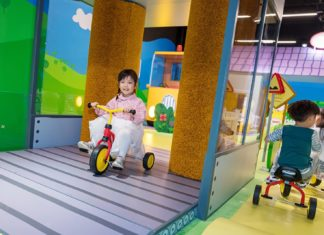 Peppa Pig World of Play Shanghai