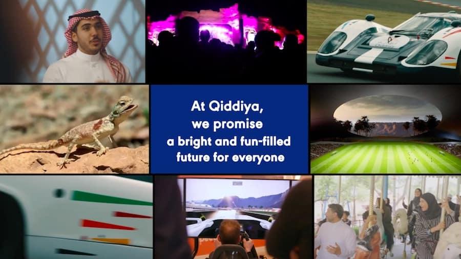 Qiddiya video latest