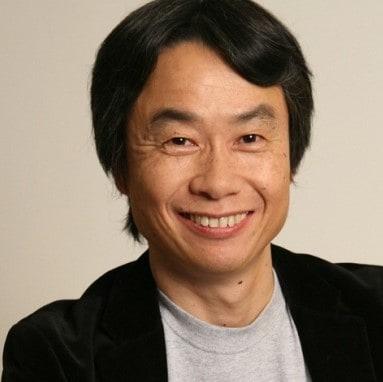 Shigeru Miyamoto headshot blooloop theme park influencer 2020