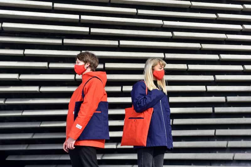 V&A Dundee Raincoat
