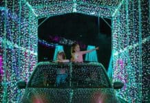 World of Illumination unveils drive-through holiday theme park Candy Rush