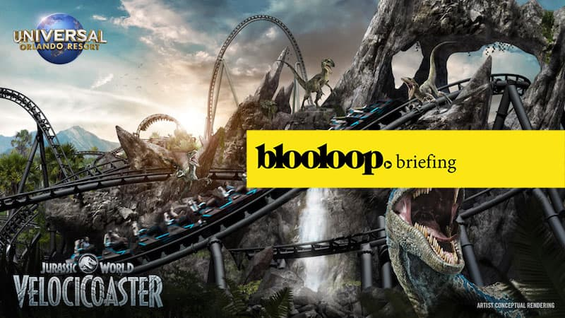 universal velocicoaster attractions news blooloop briefing