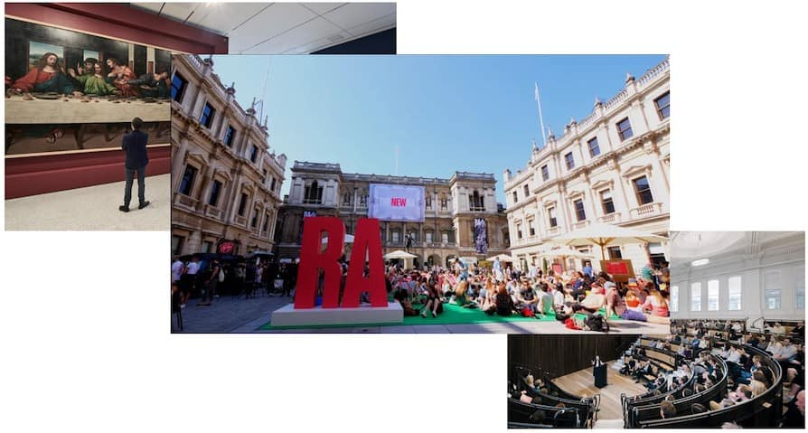 events at Royal Academy