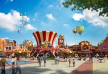 Fantawild investing in four new theme parks across China