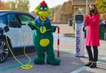 Gardaland adds charging points for electric cars