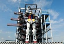 Japan's giant Gundam robot opening in December