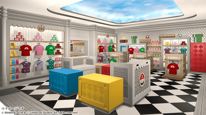 mario cafe and store universal studios japan super nintendo world
