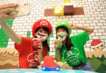 Mario Cafe & Store launches at USJ ahead of Super Nintendo World