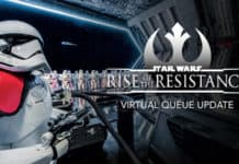 Rise of the Resistance virtual queue available outside of Hollywood Studios
