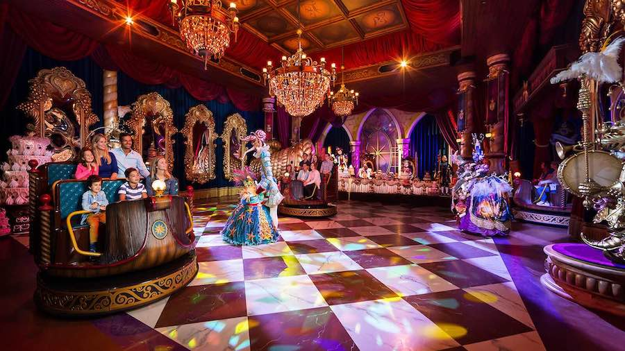 symbolica-efteling top theme park attractions
