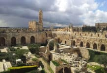 Tower of David Museum breaks ground on $40m renovation