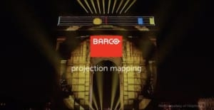 Barco Projection Mapping