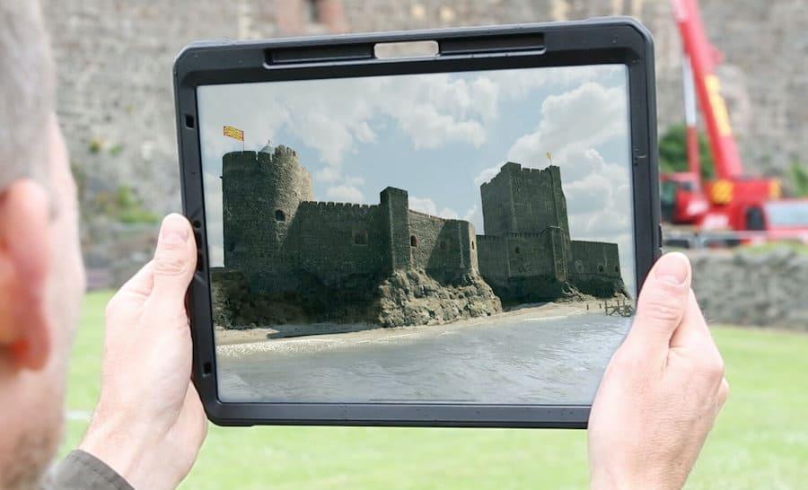 Carrickfergus Castle AV trends
