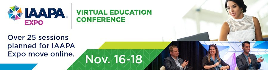 IAAPA virtual eduction conference