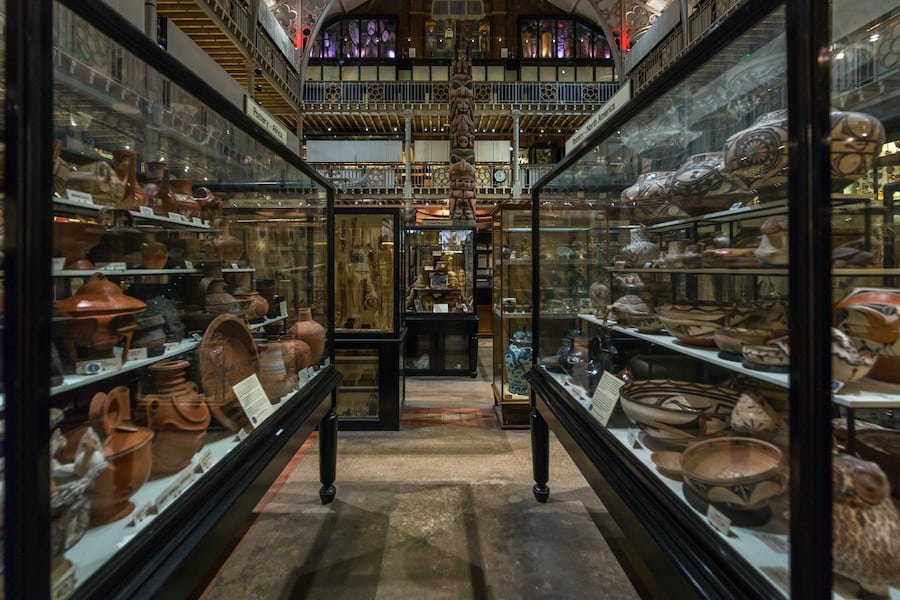 Pitt Rivers by Ian Wallman Dan Hicks
