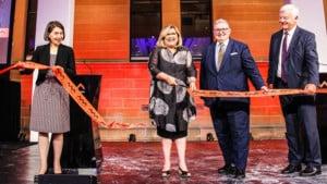 Australian Museum reopens