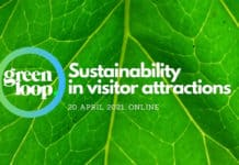 Greenloop sustainability in visitor attractions conference online 2021