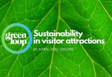 Save the date! greenloop sustainability in visitor attractions conference – 20 April 2021 – online