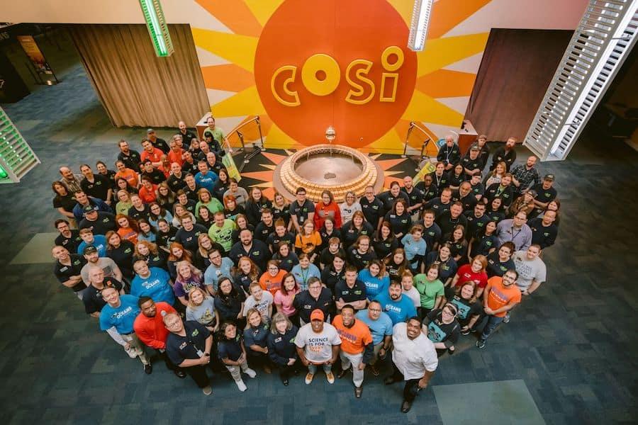 COSI Team Photo 2019