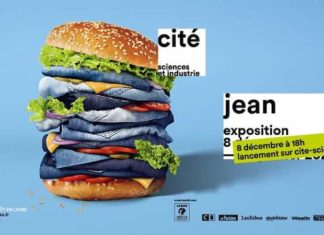 Cité des sciences Jeans exhibition