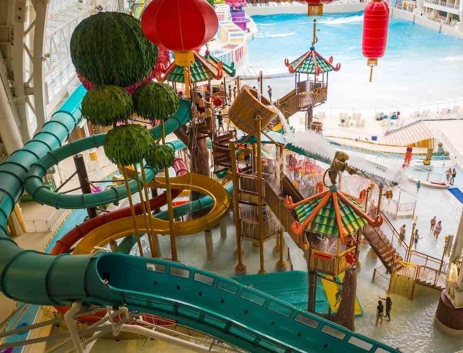 DreamWorks Water Park_American Dream