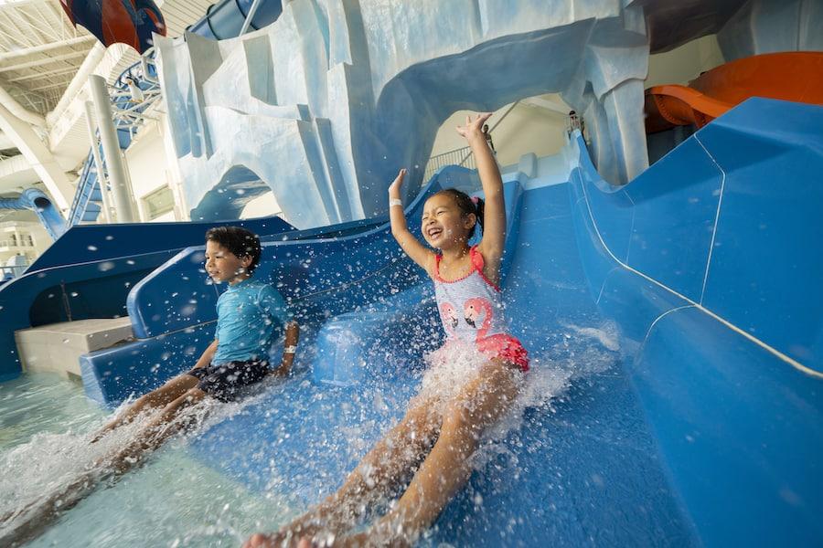 DreamWorks Water Park_American Dream proslide