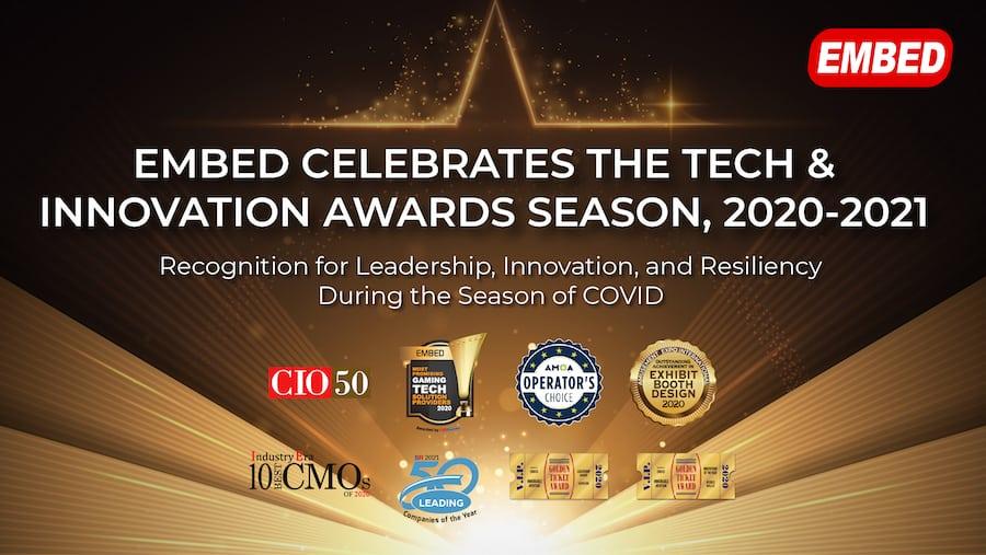 Embed-2020-awards-wins