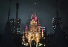 Lotte World Magic Castle_show