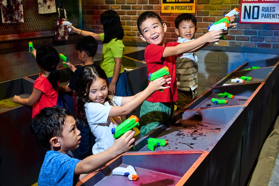 Nerf Action Xperience Singapore