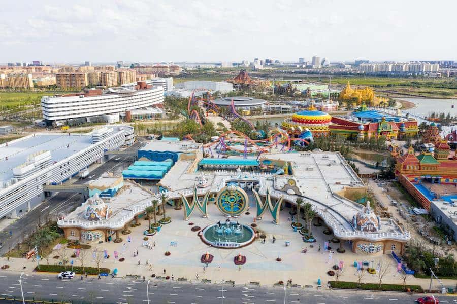 Shanghai_Haichang_Ocean Park Legacy Entertainment
