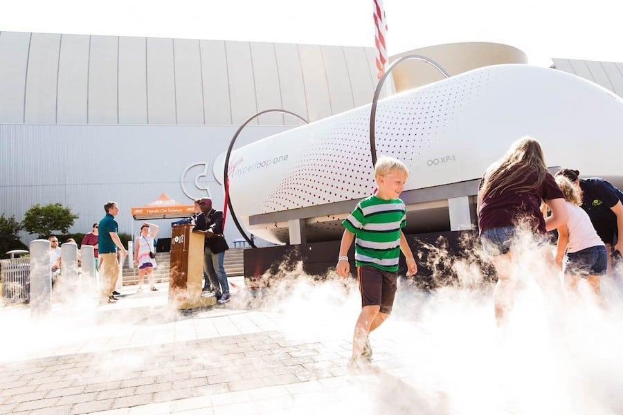Virgin Hyperloop Roadshow Kickoff Dr Frederic Bertley