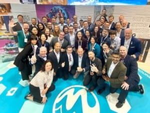 WhiteWater Team at IAAPA