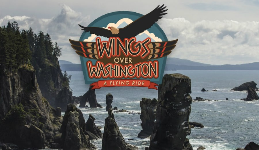 wings over washington top flying theatre attractions
