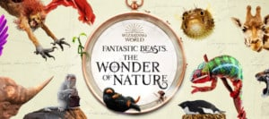 fantastic beasts wonder of nature Natural History Museum