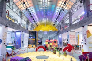 junior academy of sciences Ukraine Science museum
