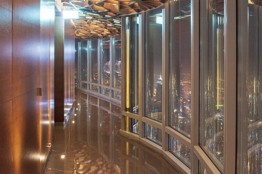 observation deck Burj Khalifa