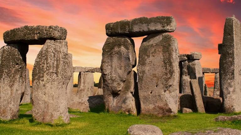Stonehenge replica to be built at Wichestun prehistoric visitor attraction